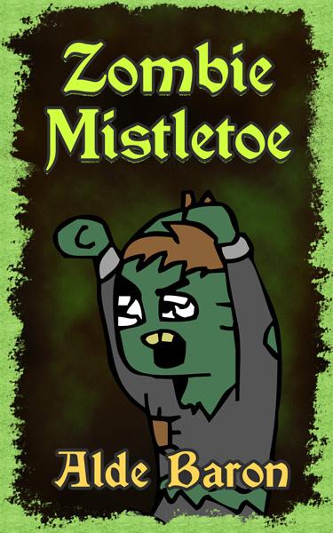 Zombie Mistletoe, a harrowing adventure through Castle Graystone.